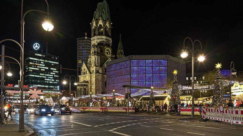 Jarmark Świąteczny na Breitscheidplatz