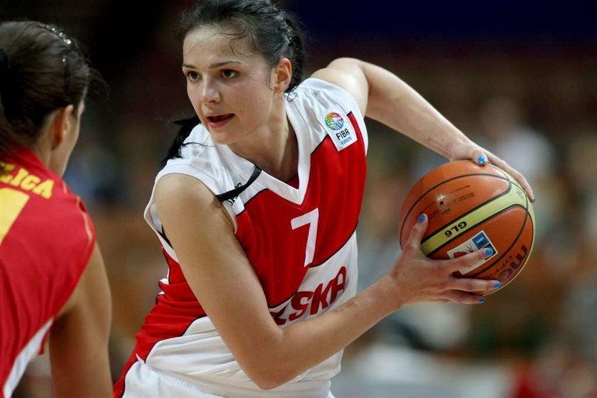 Klapa na mistrzostwach. Polki przegrały pierwszy mecz Eurobasketu.