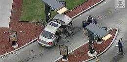 7-letnia dziewczynka zastrzelona na parkingu McDonald'a