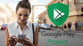 Google Play Protect - aplikacja, która pomoże w ochronie naszego telefonu z Androidem