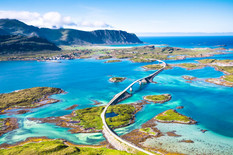Norveška, Atlantski put, Atlantic Ocean Road