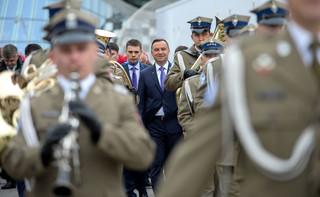 Prezydent Duda mianuje nowych generałów