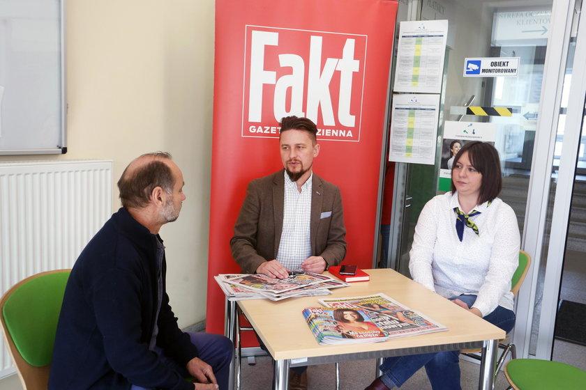 Pan Andrzej Panek pytał o sanatorium