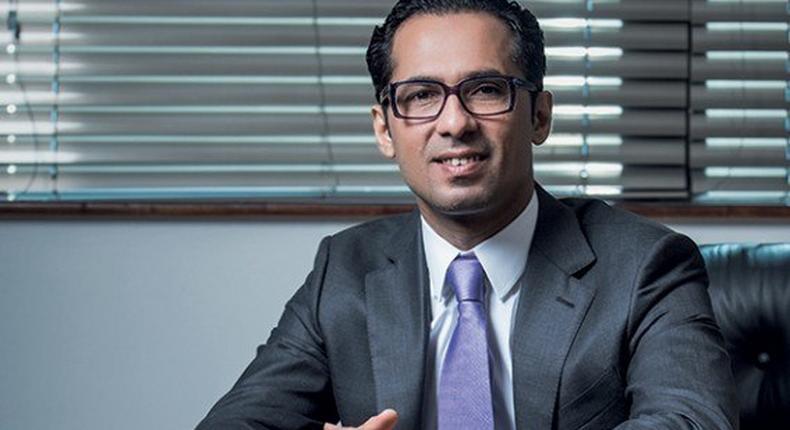 Mr Mohammed Dewji