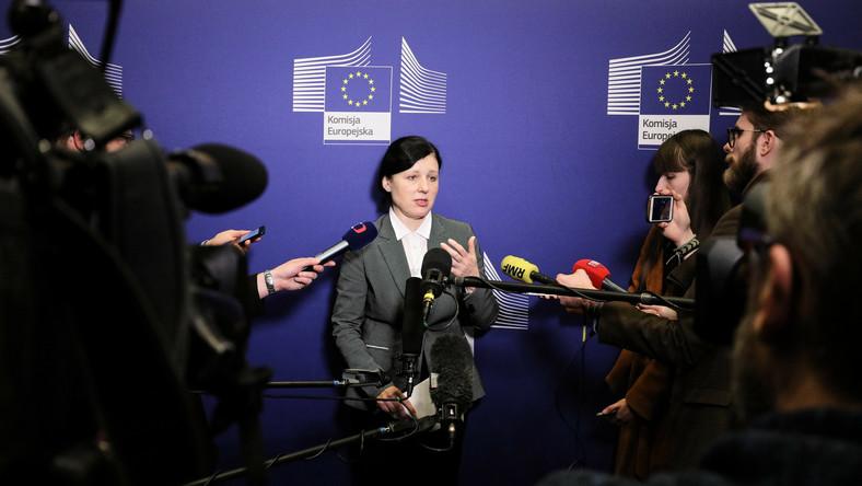 Wizyta Viery Jourovej w Polsce.