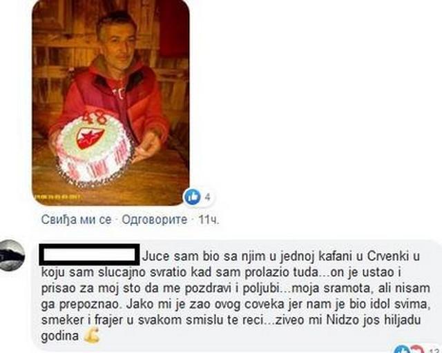 Nikola Radmanović za 48. rođendan