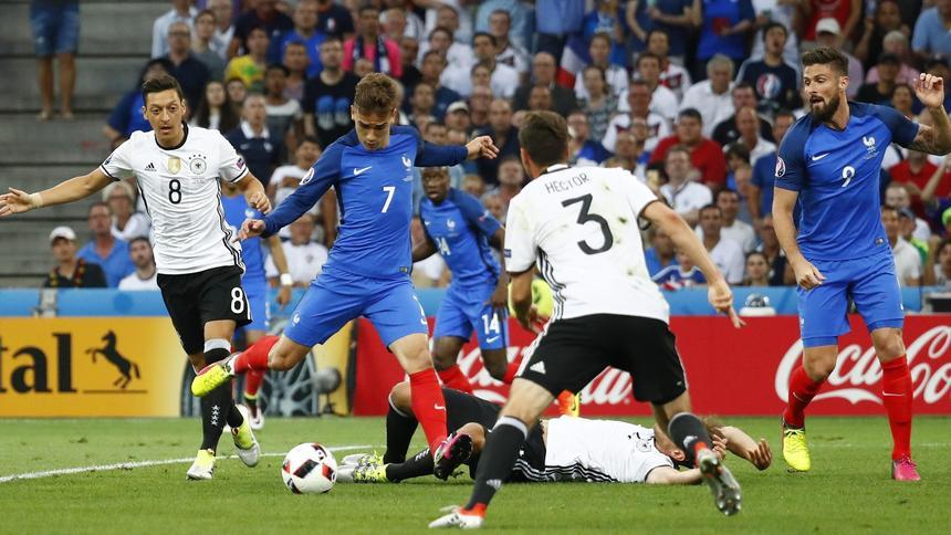 niemcy francja mecz