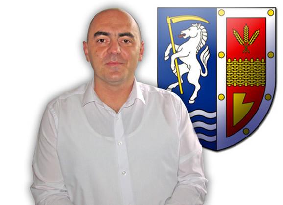 Branislav Šušnica, predsednik opštine Bačka Palanka