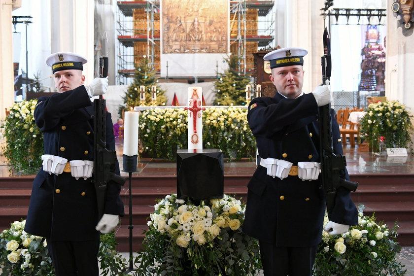 pogrzeb Paw3a Adamowicza