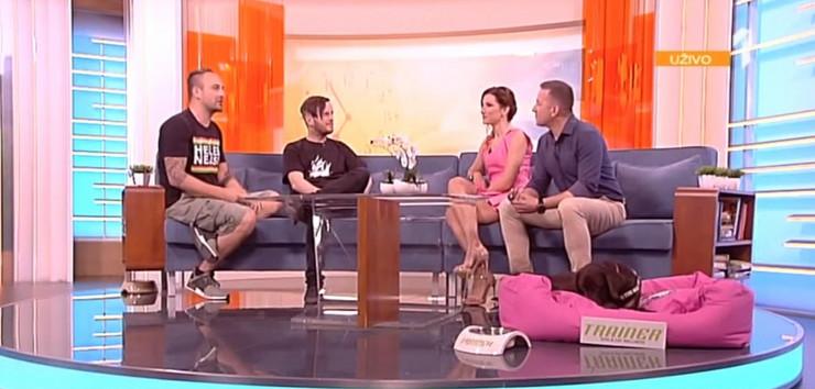 Jovana Joksimović i Srđan Predojević, Dubioza kolektiv