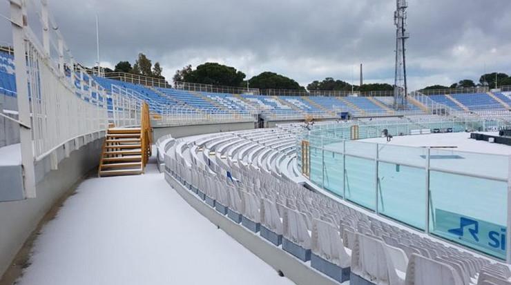Stadion FK Peskara
