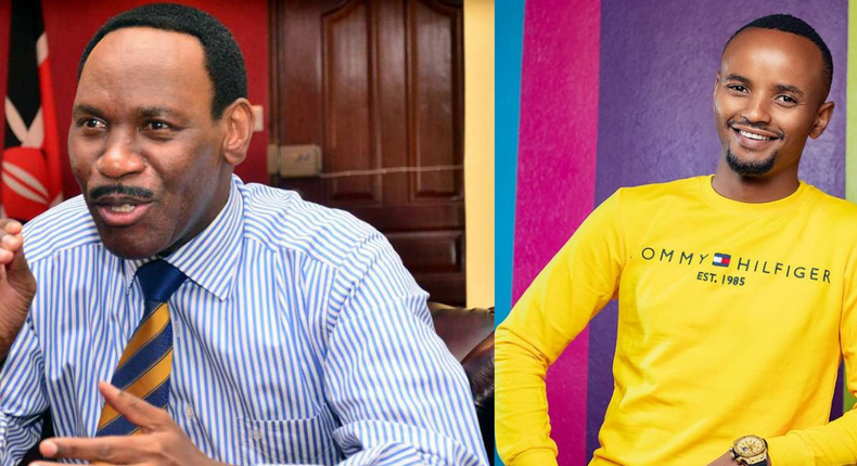Ezekiel Mutua under fire after reacting to Kabi Wa Jesus' confirmation of having a child with his Cousin