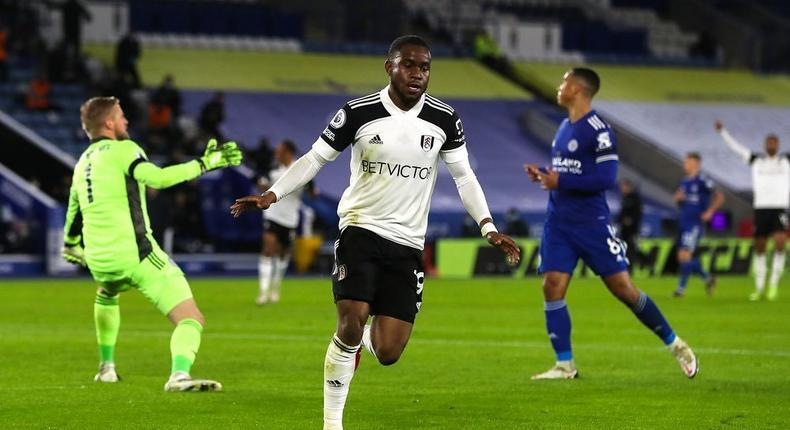 Fulham forward Ademola Lookman is waiting for FIFA's clearance before he will be eligible to play for Nigeria (Fulham)