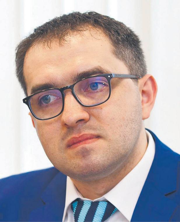 dr Andrzej Pogłódek adiunkt w Katedrze Prawa Konstytucyjnego UKSW