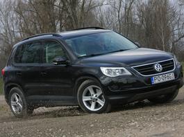 10 najlepszych SUV-ów za 30 000 zł