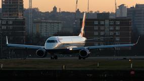 Lotnisko London City zamknięte po znalezieniu bomby z czasów wojny
