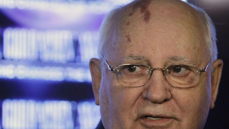 Tajemnicza dolegliwość Gorbaczowa. Przeszedł operację
