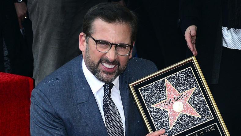 Chociaż popularność zyskał jako aktor komediowy, komitet przyznający gwiazdy w Alei Sław docenił również dramatyczne kreacje Carella.