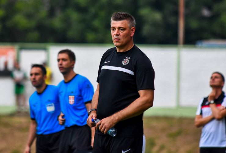 FK Inđija, FK Partizan, Savo Milošević