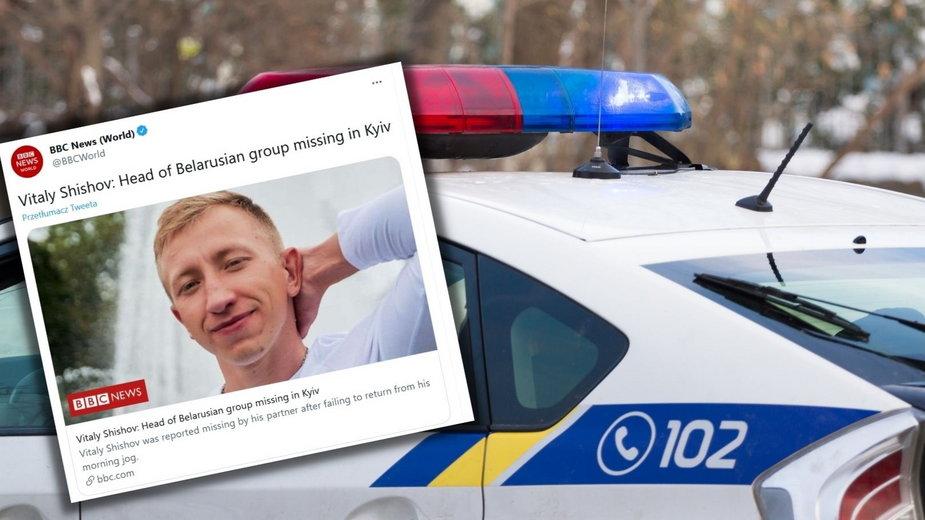 Ukraina: białoruski aktywista znaleziony powieszony w parku