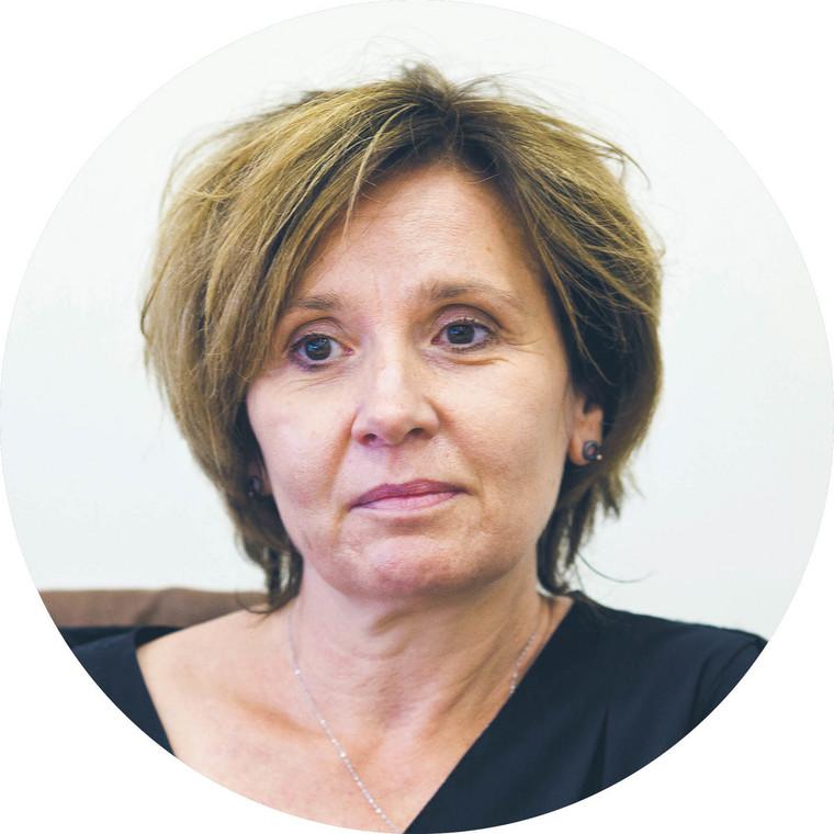 dr Iwona Cieślak, adiunkt w Katedrze Rachunkowości Akademii Leona Koźmińskiego