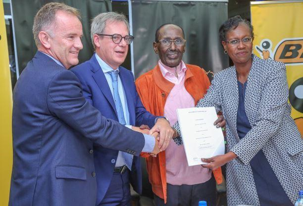 On 31 December 2018, BIC announced the transfer of Haco Industries Kenya Ltd manufacturing facilities in Kenya and distribution of stationery, lighters and shavers in East Africa to BIC.
