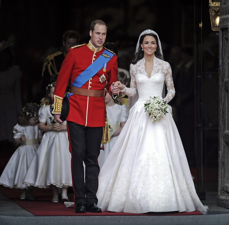 ślub Williama i Kate29 kwietnia 2011 roku