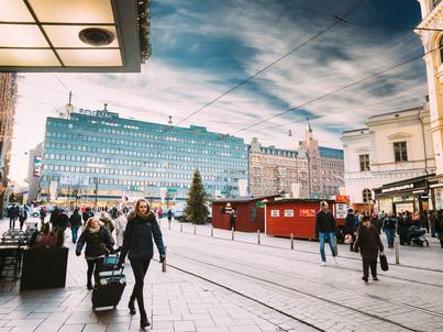W tegorocznym rankingu World Happiness Report Finlandia skoczyła z piątego na pierwsze miejsce