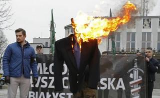 Truskolaski: Będzie zawiadomienie do prokuratury ws. spalenia kukły Ryszarda Petru