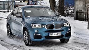 BMW X4 M40i – napakowany crossover | TEST