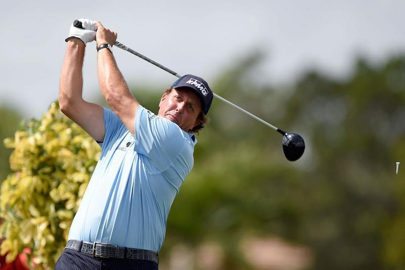 8. Phil Mickelson (golf) – 50,8 mln dol.