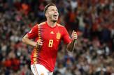 Fudbalska reprezentacija Engleske, Fudbalska reprezentacija Španije