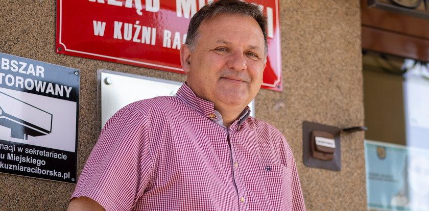 Burmistrz Kuźni Raciborskiej daje 200 zł za zaszczepienie się