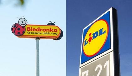 Pracownicy Biedronki i Lidla otrzymają premię z powodu koronawirusa