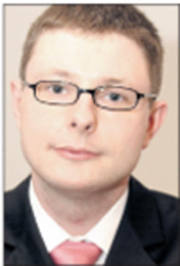 Paweł Majtkowski, analityk z firmy doradczej Expander