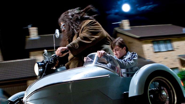 Bierz Harry'ego i w nogi