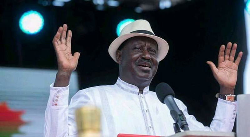 Raila, Orengo lead Kenyans in mourning ODM Party Chairman Mohamed Hatimy