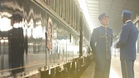 Hotel w starym Orient Expressie