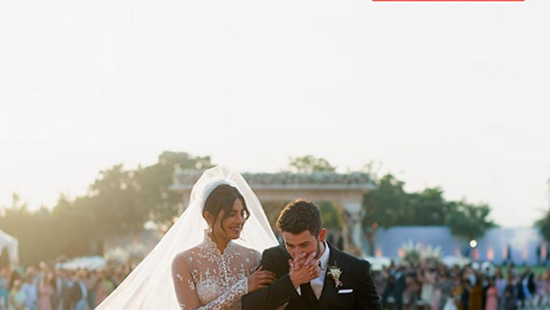 Priyanka Chopra and Nick Jonas tied the knot in India on December 1 2018