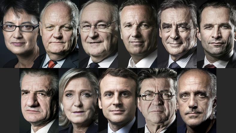 Pierwsza tura wyborów prezydenckich we Francji odbędzie się w najbliższą niedzielę, 23 kwietnia, a druga - 7 maja