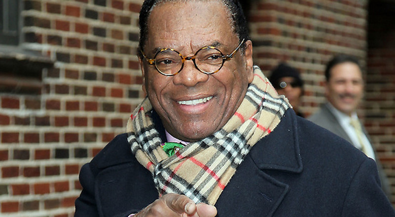 Hollywood pays tribute to John Witherspoon at his funeral [Photos]