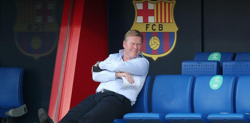Nowy trener, ale stare porządki? Nie będzie rewolucji w Barcelonie