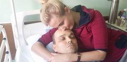 To była ostatnia rzecz, jaką zrobiła dla męża. Pół roku po jego tragicznej śmierci. Łzy cisną się do oczu