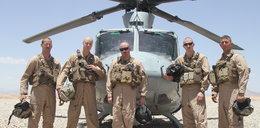Marines w Afganistanie