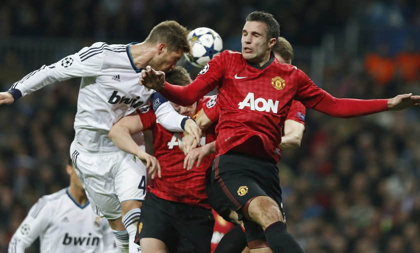 Real Madryt, Manchester United