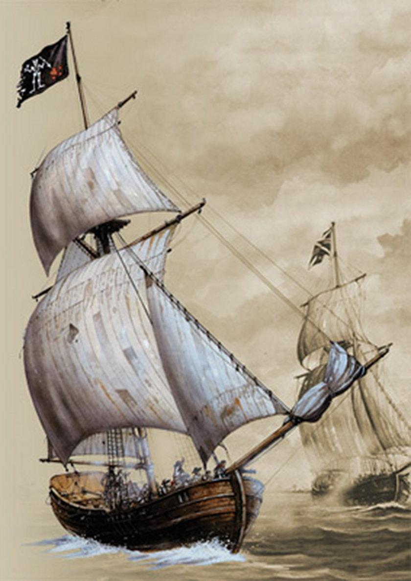 Statek Czarnobrodego