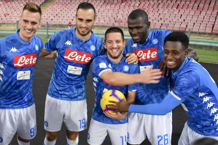 FK Napoli, FK Empoli
