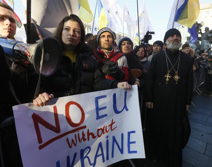 Kijev protest