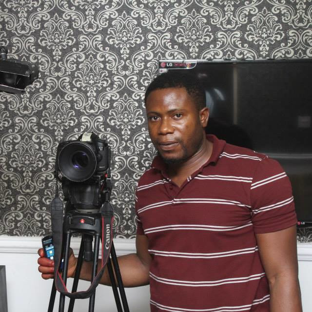 Henry Okoro graduated from the Imo State University before joining the movie industry. [Instagram/HPMedia30]