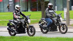 Barton Blade vs Barton Blade PRO - porównanie motocykli
